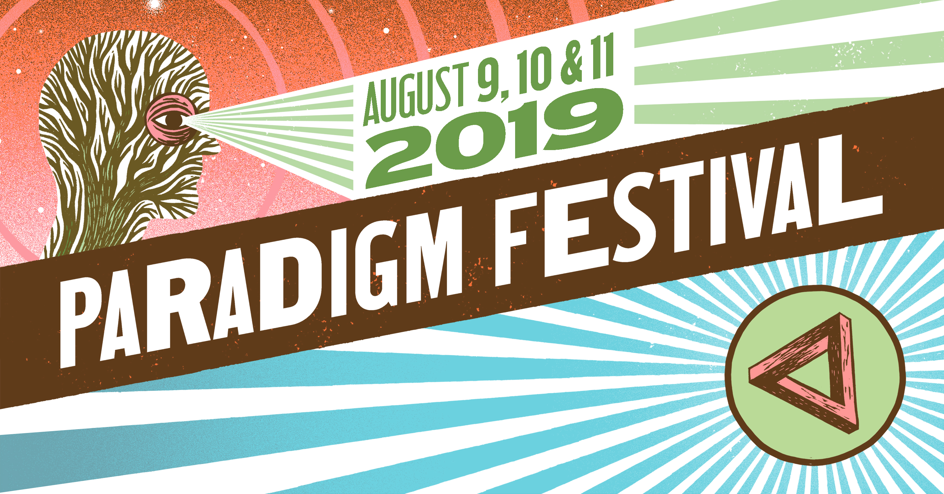 Image result for paradigm festival logo
